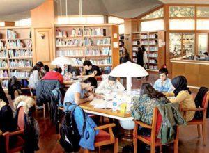 Üniversite Kütüphaneleri Yeterli mi?