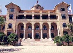 Ankara Gazi Üniversitesi Bölümleri