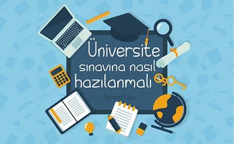 Üniversite Sınavına Nasıl Ortamda Hazırlanılmalı